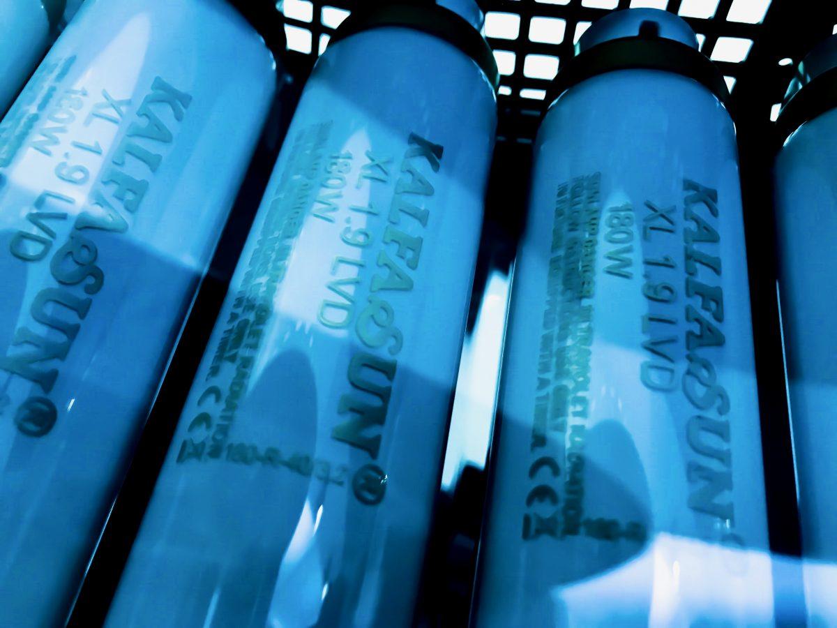 Ricambi Ergoline originali, assistenza tecnica Ergoline