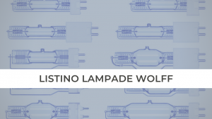 LISTINO LAMPADINE WOLFF