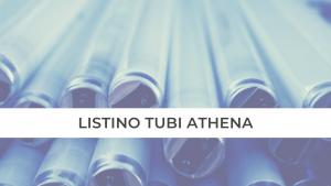LISTINO TUBI ATHENA