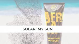 SOLARI MY SUN ACCELERATORI PROTEZIONI